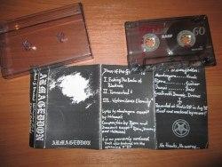 ARMAGEDDON - Dawn of the Goat Tape Black Metal