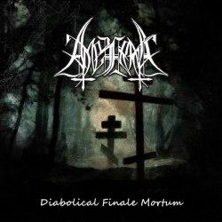 АМЕЗАРАК - Diabolical Finale Mortum CD Black Metal