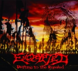 ENCRYPTED - Drifting to the Impaled MCD Brutal Death Metal