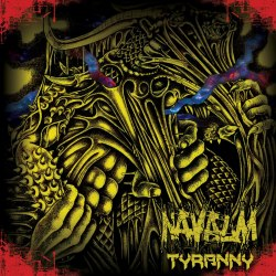 NAVALM - Tyranny CD Death Metal