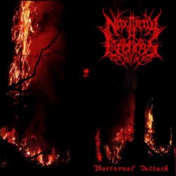 NOCTURNAL FEELINGS - Nocturnal Attack CD Black Metal