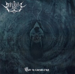 INFINITY - Enter Thy Labyrinth Of Hell CD Black Metal