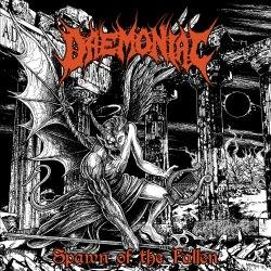 DAEMONIAC - Spawn of the Fallen CD Death Metal