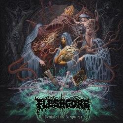 FLESHGORE - Denial of the Scriptures CD Death Metal
