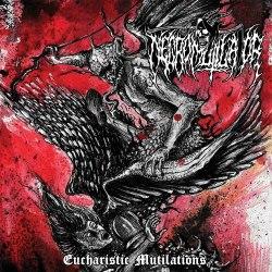 NECROMUTILATOR - Eucharistic Mutilations CD Black Thrash Metal