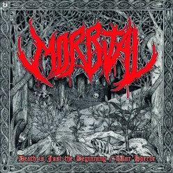 MORBITAL - Death is Just the Beginning / War Horror CD Death Metal