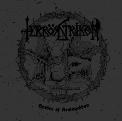 TERROR STRIKER - Hordes of Armageddon CD Black Death Metal