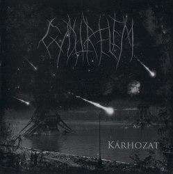 GYOTRELEM - Kárhozat CD Black Metal