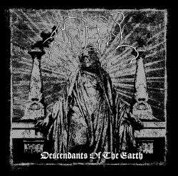 HATEFUL - Descendants of the Earth CD Black Metal