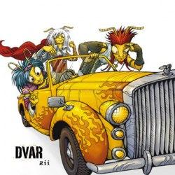 DVAR - Zii CD Darkwave
