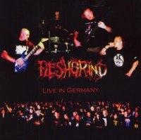 FLESHGRIND - Live in Germany CD Death Metal