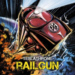 TESLATHRONE - Railgun CD Experimental Music