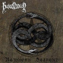 HATECROWNED - Newborn Serpent CD Blackened Metal
