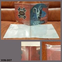 Пакет ПВХ для двойного 12-дюймового винила Аксессуар