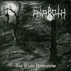 ANABOTH - Nie Czas Pomiotów CD Black Metal