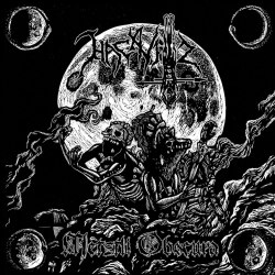 HACAVITZ - Metztli Obscura CD Black Death Metal