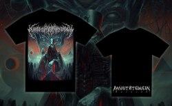EXIMPERITUSERQETHHZEBIBSIPTUGAKKATHSULWELIARZAXULUM - Album cover - XL Майка Technical Brutal Death Metal