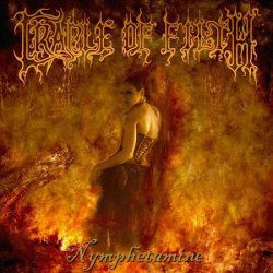 CRADLE OF FILTH - Nympetamine CD Symphonic Metal