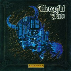 MERCYFUL FATE - Dead Again CD Heavy Metal