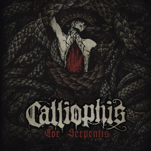 CALLIOPHIS - Cor Serpentis CD Doom Death Metal