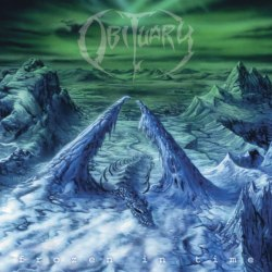 OBITUARY - Frozen in Time CD Death Metal
