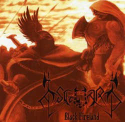 ASGUARD - Black Fireland CD Dark Metal