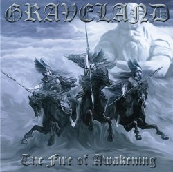 GRAVELAND - The Fire Of Awakening CD Pagan Metal