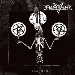 AZAGHAL - Teraphim CD Black Metal