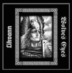 LIKVANN / WOLVES EYES - Split CD Heathen Metal