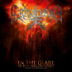 GRAVELAND - In The Glare Of Burning Churches CD Black Metal