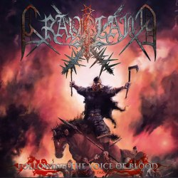 GRAVELAND - Following The Voice Of Blood CD Pagan Metal