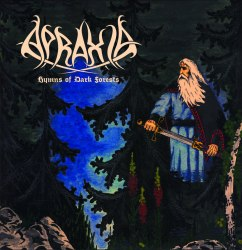 APRAXIA - Hymns of Dark Forest CD Pagan Metal