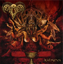 AGNIDEVA - Kaliseva CD Black Metal
