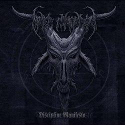 NAER MATARON - Discipline Manifesto CD Black Metal