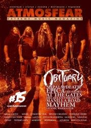 ATMOSFEAR #15 Журнал Metal