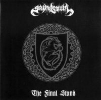 GRANULOSUM - The Final Stand CD Black Metal