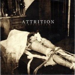 ATTRITION - Invocation CD Dark Ambient