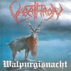 VARATHRON - Walpurgisnacht CD Black Metal