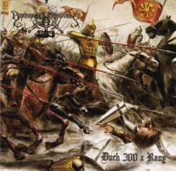 BARBAROUS POMERANIA - Duch 300 Z Rany CD Pagan Metal