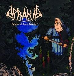 APRAXIA - Hymns of Dark Forest CD Pagan Metal
