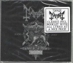MAYHEM - A Season In Blasphemy 3CD Black Metal