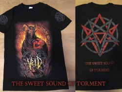 VELD - The Sweet Sound Of Torment - S Майка Death Metal