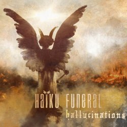 HAIKU FUNERAL - Hallucinations Digi-CD Avantgarde Metal