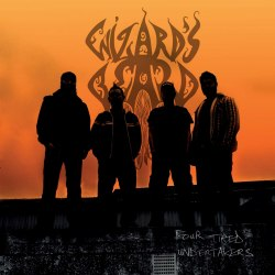 WIZARD'S BEARD - Four Tired Undertakers CD Sludge Doom Metal