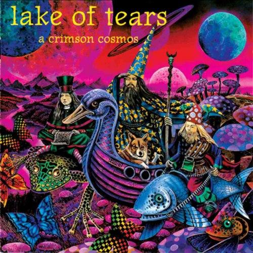 LAKE OF TEARS - A Crimson Cosmos CD Dark Metal