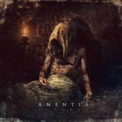AMENTIA - Scourge CD Technical Death Metal