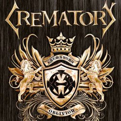 CREMATORY - Oblivion CD Gothic Metal