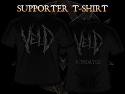 VELD - Supporter - S Майка Death Metal