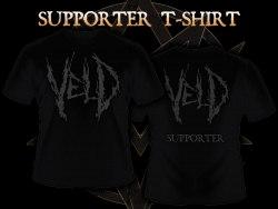VELD - Supporter - M Майка Death Metal