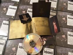 BEHEMOTH - I Loved You at Your Darkest Digi-CD Blackened Metal